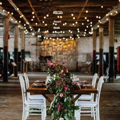 ¿Qué regalar en una boda de estilo industrial?